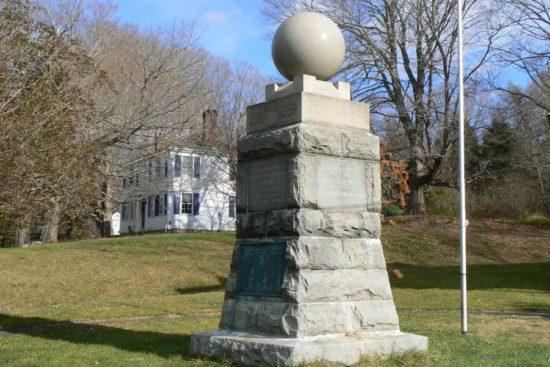 Soldiers' Monument, Preston