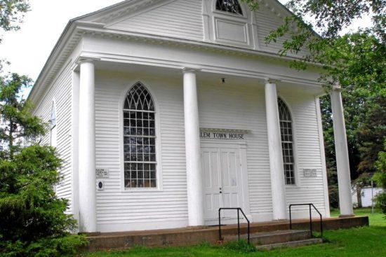 Salem Town House, Salem