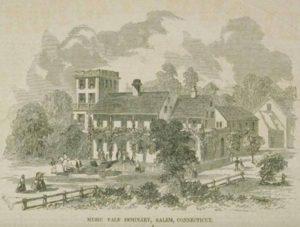Music Vale Seminary, Salem
