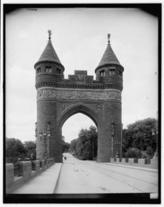 Soldiers' and Sailors' Memorial Arch, Hartford