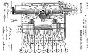Type Writing Machine