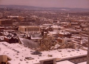 Civic Center Collapse