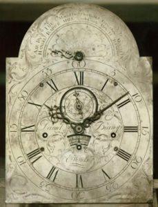 Clock works by Daniel Burnap