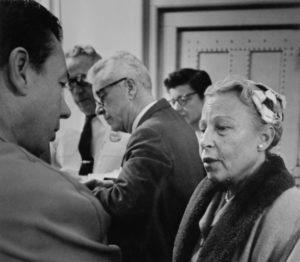 Dr. C. Lee Buxton and Mrs. Estelle Griswold