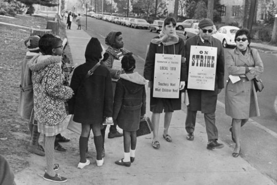 Teachers, Hartford Strike, 1968