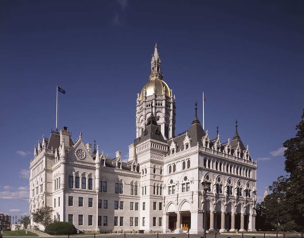 Capitol, Hartford, Connecticut