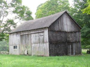 English barn, Ashford