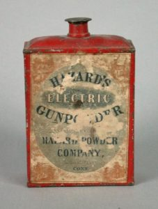 Hazard's Electric Gunpowder, Hazard Powder Company