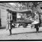 Red Cross Emergency Ambulance Station