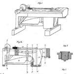 Machine for crushing stone, E.W. Blake