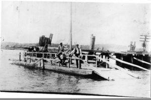 Essex-Lyme ferry