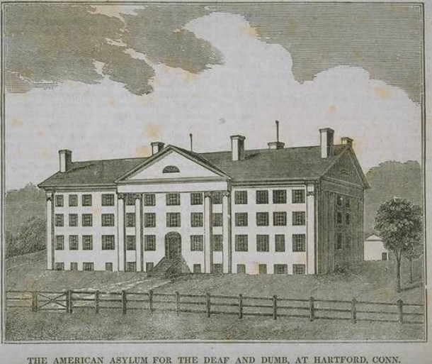 American Asylum for the Deaf and Dumb, Hartford