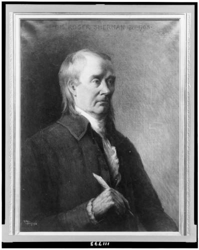 John F. Weir, Roger Sherman, ca. 1902