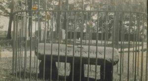 Tomb of Lady Fenwick, Saybrook Point