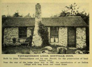 Tantaquidgeon Lodge, Montville