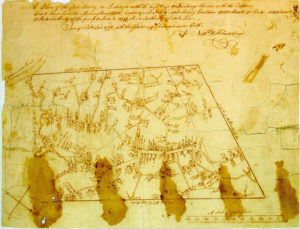 A plan of the first Society in Lebanon