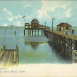 Pier at Savin Rock, West Haven, 1905