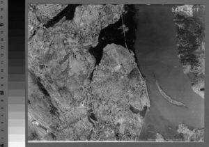 Deep River, 1934 aerial survey