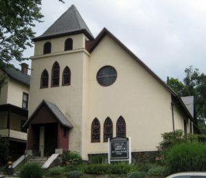 Little Bethel AME Church, 44 Lake Avenue, Greenwich