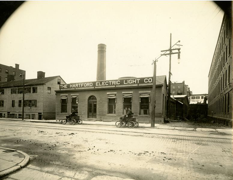 Offices of HELCO at 266 Pearl Street, Hartford