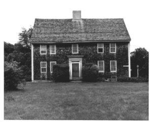 John Randall House, North Stonington