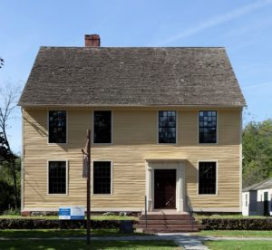 Silas Deane House, Wethersfield