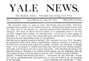 Yale Daily News