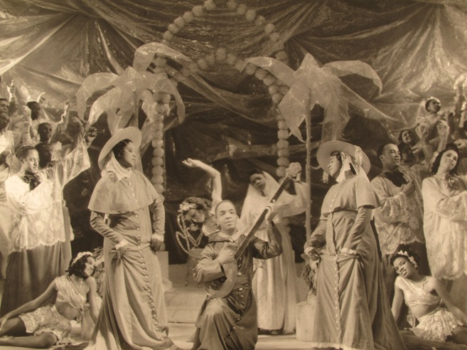 """""""Four Saints in Three Acts,"""" an opera by Gertrude Stein"""
