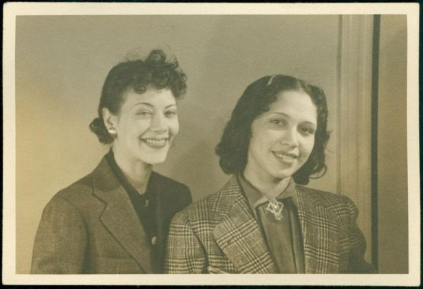 Fredi Washington and her sister Isabel, 1930s