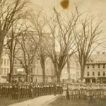 A Muster Ceremony, New Haven Green