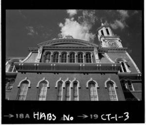 Norwich City Hall, Union Square, Norwich, New London County