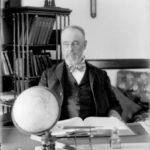 Asaph Hall, August 1899
