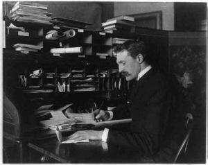 Gifford Pinchot, ca. 1890-1910