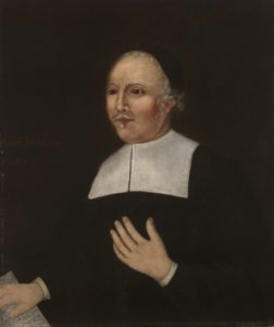 Reverend John Davenport