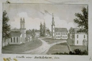 John Warner Barber, South view Bethlehem