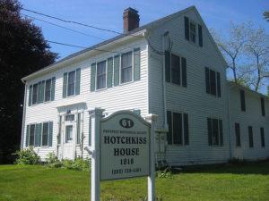 Hotchkiss House, Prospect