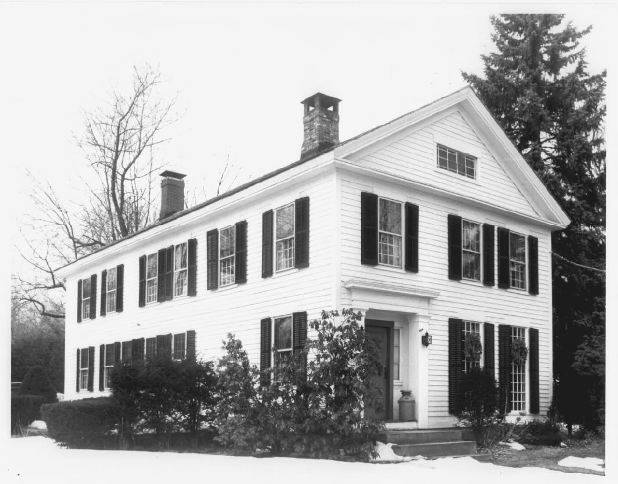 Levi B. Frost House, Southington