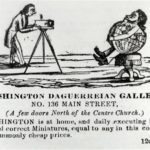 Advertisement from The Hartford Daily Courant, October 8, 1852