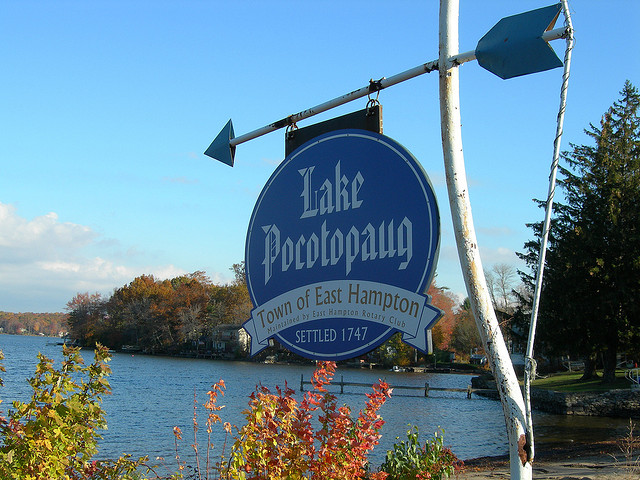 Lake Pocotopaug, East Hampton