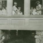 Contagious Ward, Greenwich General Hospital, 1916
