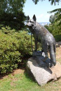 Memorial Sculpture, 1988. Mark Rabinowitz, sculptor