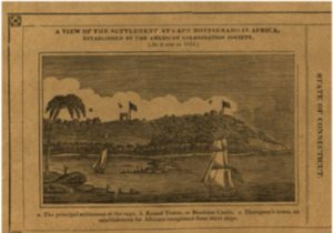 Third Annual Report of the Managers of the Colonization Society of the State of Connecticut