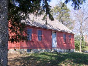 The Bryan-Andrew House, Orange