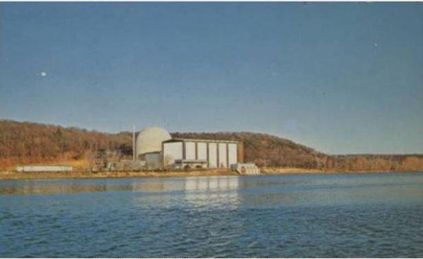 Nuclear power plant, Haddam Neck
