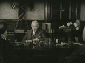 Governor Wilbur L. Cross