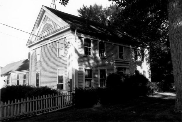 Ashbel Woodward house, Franklin