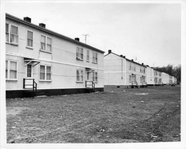 Oakwood Acres temporary housing