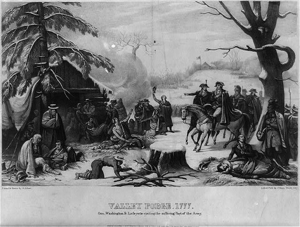 Valley Forge, 1777