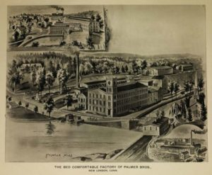 Palmer Brothers' Fitchville Mills