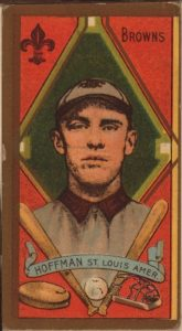 Daniel J. Hoffman, St. Louis Browns